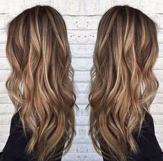 Best Brown Hair with Blonde Highlights