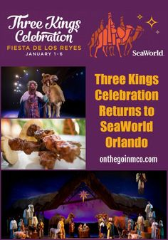 Three Kings Celebrat