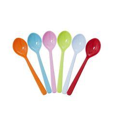 Melamine Baby Spoons