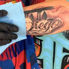 Cursive Tattoos, Writing Tattoos, Tree Tattoos, Cool Tattoos, San Diego Tattoo Artists, Coronado Bridge, Free Hand Tattoo, Tattoo Shop, Graffiti