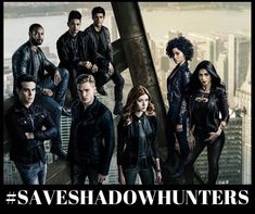 Repost this and spread the word!! If you have a Twitter, hop on over and use the Hashtag #SaveShadowhunters the fan base has had it…