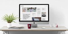 Pasadena - Contemporary Portfolio WordPress Theme for Creatives - Creative WordPress