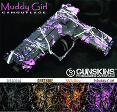 Moon Shine Attire is now available in our complete product line. Check out this XD 9mm dressed up in Muddy Girl Camo.