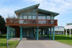 House vacation rental in Galveston from VRBO.com! #vacation #rental #travel #vrbo