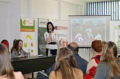 """MESTERESTI a fost astazi prezent la Conferinta """"Tendintele 2015 pentru business-ul romanesc"""" organizata de All Biz Romania la Camera de Comert si Industrie."""