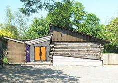 scout hut architecture - Google Search