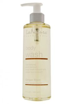 Ginger Root Body Wash - http://essential-organic.com/ginger-root-body-wash/