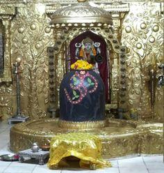 Somnant Mahadev Mandir at Saurashtra, Gujrat, India. One out of 12 JoytiLingm