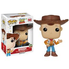 Disney Toy Story POP Woody Vinyl Figure