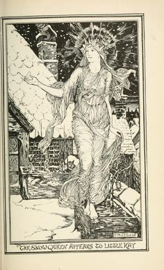 The Pink Fairy Book  Illustrations by Henry Justice Ford