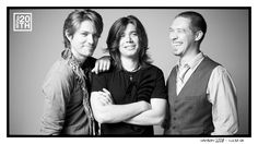 Photo 92 of 365  HANSON 2008 - Tulsa OK    This is a happy moment during a promo shoot in 2008. When was the last time you found yourself laughing for no reason?     #Hanson #Hanson20th