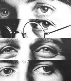 The Beatles Eyes.