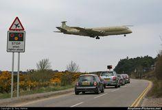 Royal Air Force XV254 aircraft at Kinloss photo