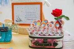 Topinhos de doces por Ateliê BaCana