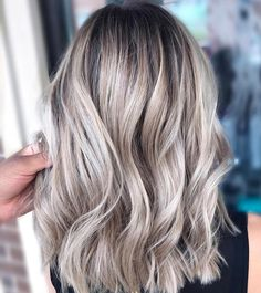 Color us happy for healthy hair! @sabrinathehairwitch #TeaTreeHairCare #BlondeBalayage #BlondeHair Ash Blonde Hair, Blonde Balayage, Rogue Hair, Hair Colour, Color, Tea Tree, Healthy Hair, Hair Care, Long Hair Styles