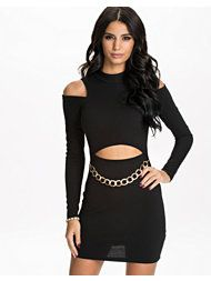 Cheap women sexy dress, Buy Quality sexy dress directly from China dress fashion Suppliers: Women sexy dresses new fashion long sleeve off shoulder hollow out with chain casual skinny pencil mini dress Steps Dresses, Nice Dresses, Amazing Dresses, One Piece Dress, The Dress, Black Dresses Online, Boohoo Outfits, Black Bodycon Dress, Fashion Dresses