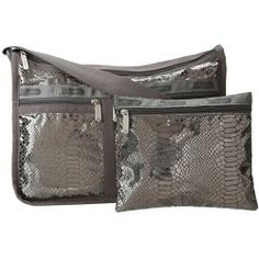 Sales LeSportsac - Deluxe Everyday Bag (Foil Snake) - Bags and Luggage new - Zappos is proud to offer the LeSportsac - Deluxe Everyday Bag (Foil Snake) - Bags and Luggage: Please Note: LeSportsac items cannot be shipped to Hawaii and Guam.
