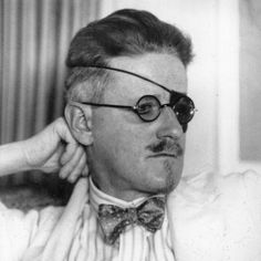 "James Joyce  In three words: Dubliners and Ulysses Thoughts on whiskey: ""The light music of whiskey falling into a glass—an agreeable interlude."""
