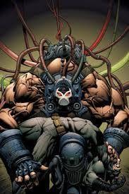#dc #dccomics #bane #villains #BREAKING THE BAT
