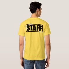 (Event Staff - Security Crew T-Shirt) #Concert #Crew #Event #Guard #Party #Police #Roadie #Security #Staff #Stagehand is available on Funny T-shirts Clothing Store   http://ift.tt/2ckZhWX
