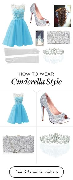 """Untitled #92"" by sophiaroseadams on Polyvore featuring Lauren Lorraine and Kate Marie"