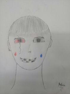 Proporção da face humana