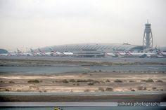 Dubai International Airport DXB/OMDB, Dubai, UAE