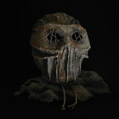 #scarecrow #mask #horrormask