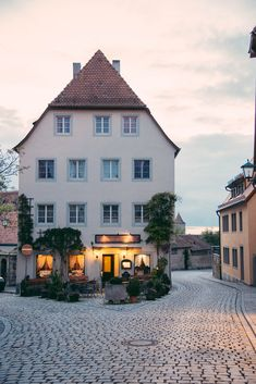 Rothenburg, Bavaria, Deutschland