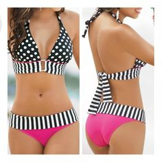 Charming and perfect swimsuit, so nice!