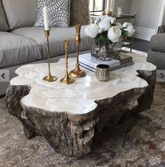 : homedecorinspiration latestobsession pumpsandpouts obsessed please coffee table have this can iCan I have this coffee table please! Can I have this coffee table please! Faszinierend mit Harz und Wood resin table, Resin furniture, Diy epoxy, Epoxy r Cheap Home Decor, Diy Home Decor, Tree Trunk Table, Tree Coffee Table, Natural Wood Coffee Table, Interior Decorating, Interior Design, Decorating Ideas, Design Interiors