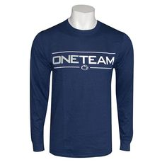 """One long sleeve """"One Team"""" Penn State shirt, donated by Collegiate Pride Inc.!"""