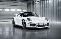 Porsche 911 GT3 - Baureihe 991 (Foto: Porsche)