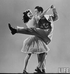 Lindy Hop! (Clique na imagem para ver mais)