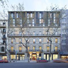 Hotel Vincci Gala Barcelona,© José Hevia Blach