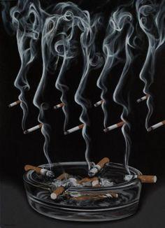 Surrealism and Visionary art: Mihai Criste Crane, Art Visionnaire, American Realism, Surreal Artwork, Smoke Art, Surrealism Painting, Art Academy, Visionary Art, Optical Illusions