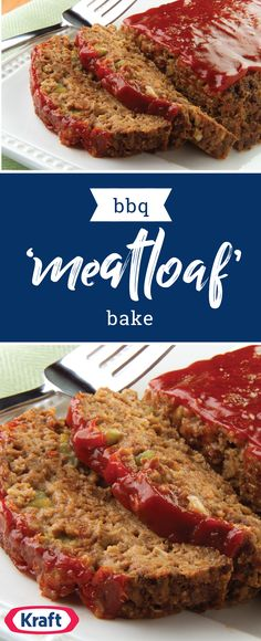 BBQ 'Meatloaf' Bake – Try our vegetarian-friendly BBQ 'Meatloaf' Bake on your dinner table this week! With BOCA Veggie Ground Crumbles and BBQ sauce, this Healthy Living dish is delicious and ready in just 45 minutes. Vegetarian Meatloaf, Bbq Meatloaf, Good Meatloaf Recipe, Meatloaf Recipes, Beef Recipes, Vegetarian Recipes, Cooking Recipes, Pescatarian Recipes, Recipies