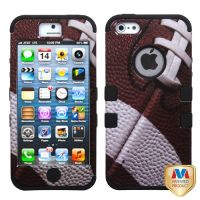 Premium TUFF Case for iPhone 5, 5S - Football Theme by MyBat (FREE SHIPPING!) - Detailed item view - Cool Mobile Accessories