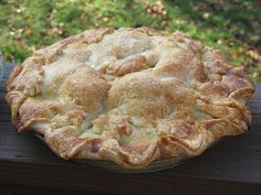 Apple Pie - got to try this one as soon as the weather is cooler.