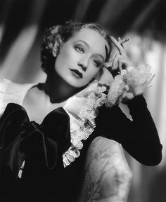 """MIRIAM HOPKINS. Born: Oct.18, 1902 in Georgia. Died: Oct. 9, 1972 (age 69) of a heart attack in New York City. In 1930, already established on Broadway, Miriam decided to try the silver screen & signed with Paramount Studios. Her first role was in """"Fast and Loose"""" (1930). Starred in the masterpiece comedy """"Trouble in Paradise"""" (1932). """"Design for Living"""" (1933) propelled her to the top of Paramount's salary scale. Miriam made only three films in the 1950's however she did appear on…"""