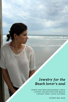 Beach jewelry for the beach lover. Jewelry for a lifestyle that is all about beach love. Made from real seashells, sand dollars, and sea glass. And more - come see, you'll find the perfect gift for just about anyone!