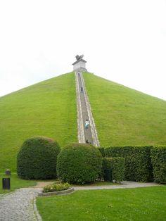Waterloo memorial, Belgium