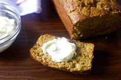 Carrot cake with cider and olive oil, another hit from our favorite food blog, Smitten Kitchen.