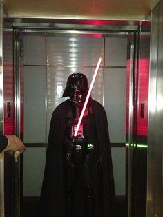Ele-Vader. #StarWars