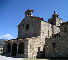 Lerida Santuari Santa Maria de Talló -