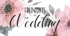 【第二弾】招待状や席札など結婚式準備に役立つ!無料でDLできるオシャレなフリーフォント10選