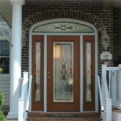 Number one online supplier of entry front doors and exterior doors fiberglass French and patio doors. & David Cobb Craig: Art Deco Doors in N.Y.C. Great blog with wonderful ...
