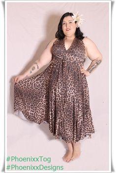 Cotton dresses plus size uk