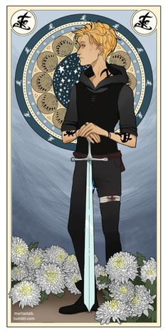 Jace fan art- based on Cassandra Jean