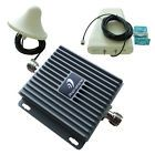 Wireless 3G Repeater Dual Band 850/2100MHz GSM Mobile Cell Phone Signal Extender